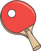 Tennis de table sport adapté